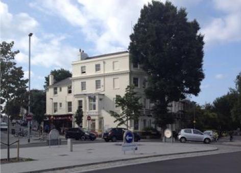 Montpelier Crescent, Brighton