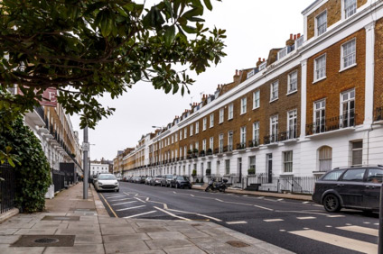 Property sales in Central London
