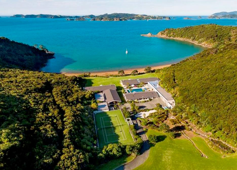 The most luxurious properties on the market in New Zealand - Click here to view this entry